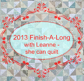 she can quilt